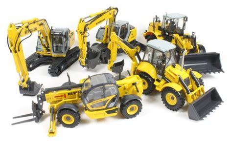 Miniature Construction World New Holland Models Gallery