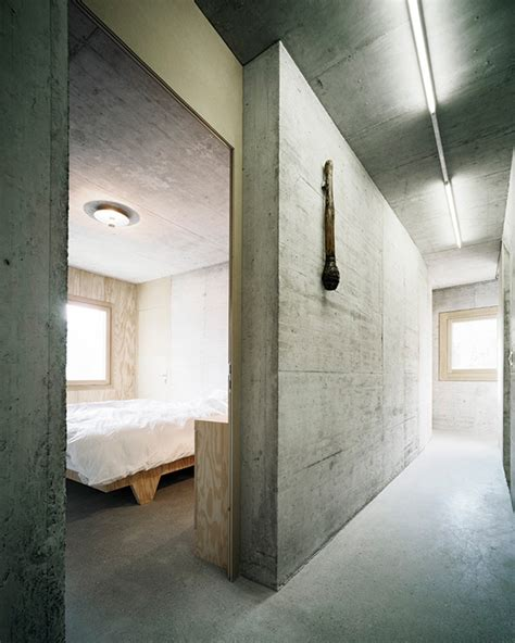 concrete interior design concrete interior design by afgh