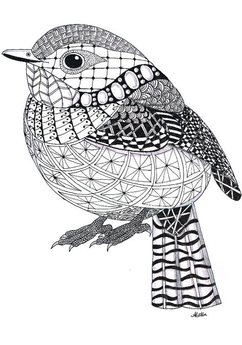 zentangle patterns printable animals zentangle tabbycattangles