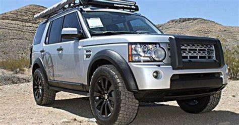 custom land rover lr4 road custom lr4 with roof rack landroversanjuantx com