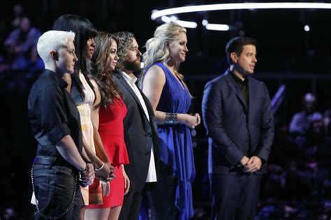 who went home on the voice 2014 season 6 last