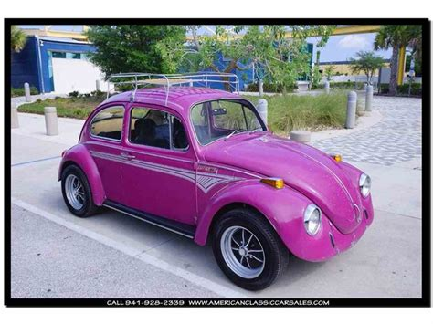 Volkswagen Beetle 1970 For Sale by 1970 Volkswagen Beetle For Sale Classiccars Cc 844229