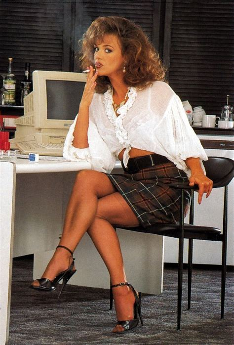 Blouse W Sabrina Hellen mini skirt monday minis and vintage computers flashbak