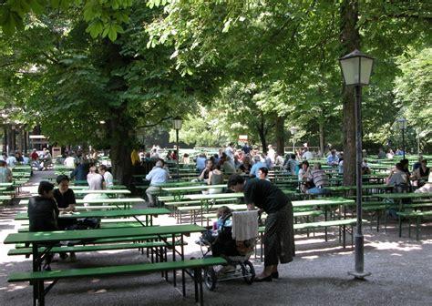 Englischer Garten München Bei Nacht by Biergarten Wiktionary