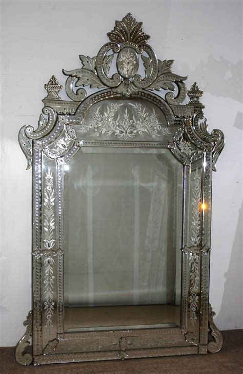 venetian bathroom mirror best 25 of tall venetian mirrors