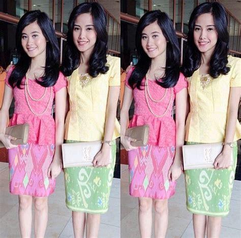 Kebaya Kutubaru Floy Lace Terkini 17 best images about kebaya pendek on models
