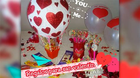 ideas de san valentin diy ideas para san valent 237 n globo aerost 225 tico 1 2