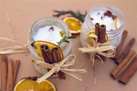 candele da arredamento candele fai da te per un tocco di originalit 224 bricolage