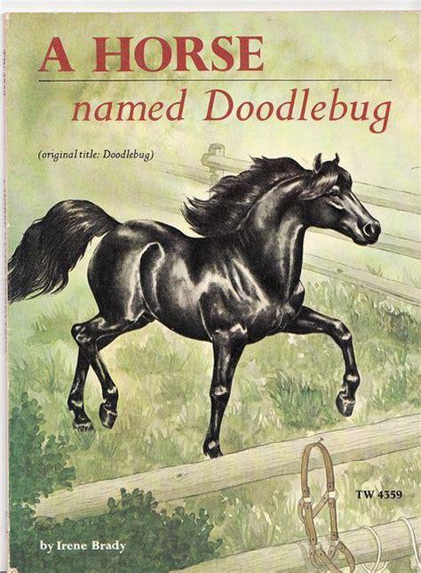 doodlebug irene brady 17 best images about vintage pony books on