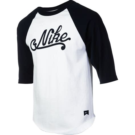 T Shirt 3 4 nike innings raglan t shirt 3 4 sleeve s