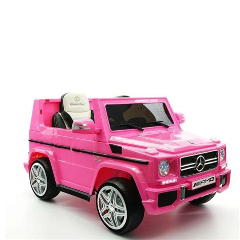 pink g wagon mercedes g65 amg pink g wagon 2017 licensed electric