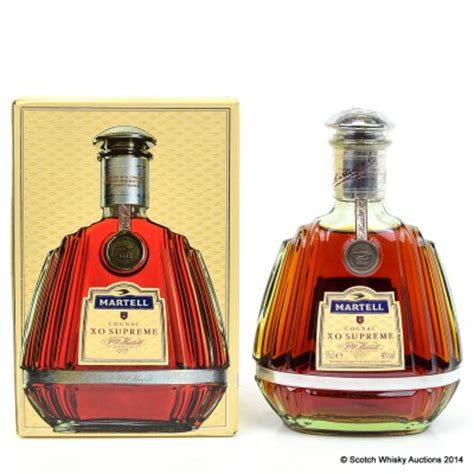 martell xo supreme scotch whisky auctions the 40th auction martell xo