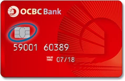 Ocbc Credit Letter atm card replacement ocbc