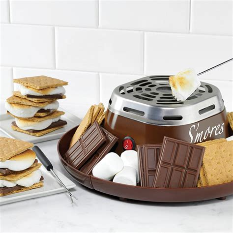 Mini Electric Grill Toaster by Mini Electric S Mores Toaster Drunkmall