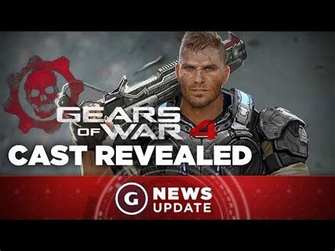 With The 4 Cast Revealed by Gears Of War 4 Cast Revealed Gs News Update Codejunkies