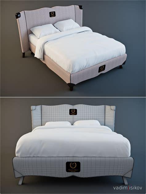 3d bed bed isikov s 3d artworks