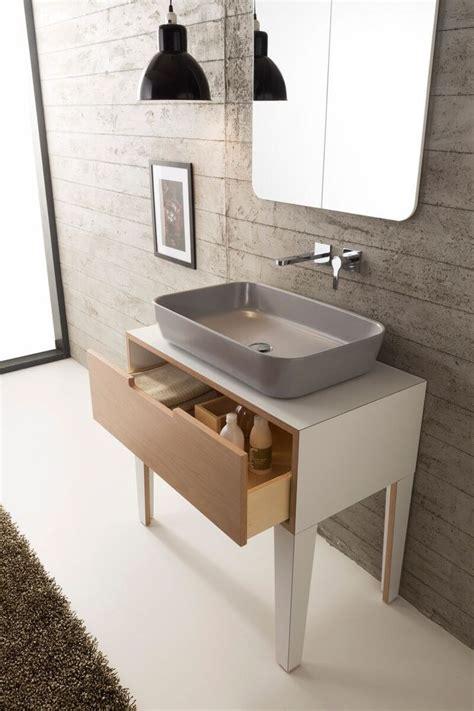 mizu bathrooms vanity unit with drawers mizu by scarabeoceramic