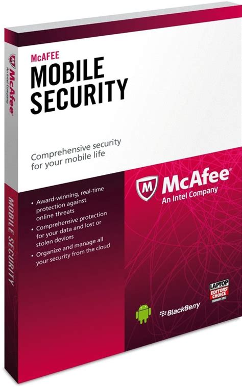mobile mcafee mcafee mobile security