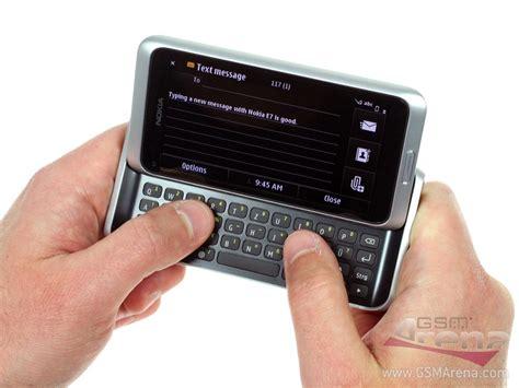 Handphone Nokia E7 nokia e7 handphone komunikator terbaru ber os symbian 3 masuk pasaran dengan harga 8 4 jutaan