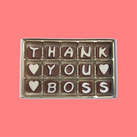 thank you boss gift for boss day appreciation gift for women
