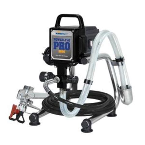 homeright power flo pro 2800 airless paint sprayer c800879