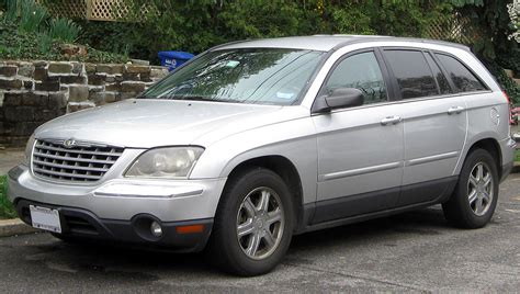 2006 Chrysler Pacifica chrysler pacifica cs
