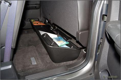 2009 silverado seat storage installed gm underseat extended cab storage bin 1999