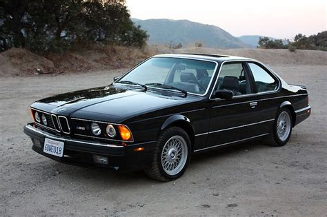 1988 bmw m6 series bmw 635csi e24 bmw 6 series pinterest