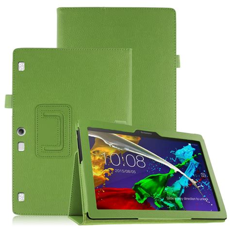 folio flip leather cover stand slim for lenovo tab 2 a10 70 10 1 quot tablet ebay