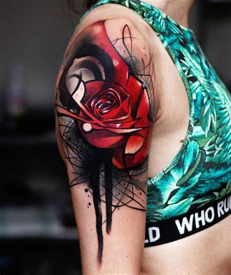 120 meaningful rose tattoo designs rose tattoos tattoo