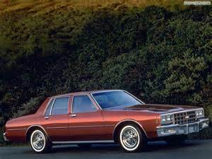 1981 chevrolet impala information and photos momentcar