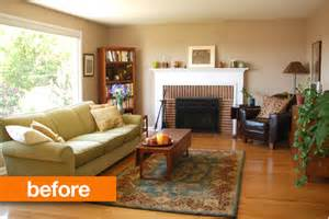 cool living room colors warm to cool living room transformation urbancurator