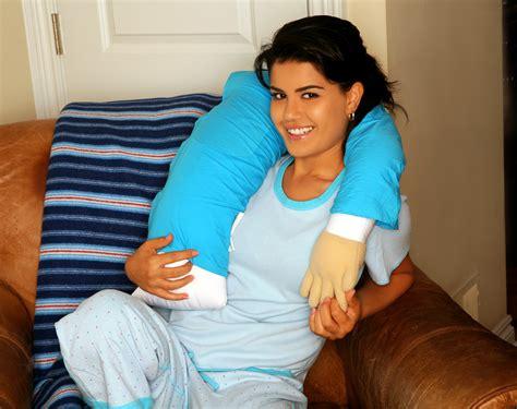 Boy Friend Pillow by Boyfriend Pillow Companion Pillow With Mooshi Micro