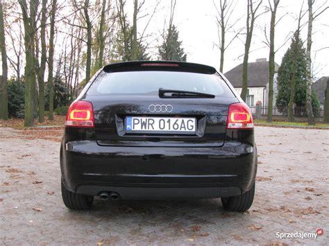 Audi A3 8v 2 0 Tdi by Audi A3 2 0 Tdi 8v 140km Bmm 2006 Fabryczny Pakiet S