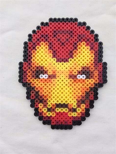 iron bead iron bead sprite by prettypixelations on etsy