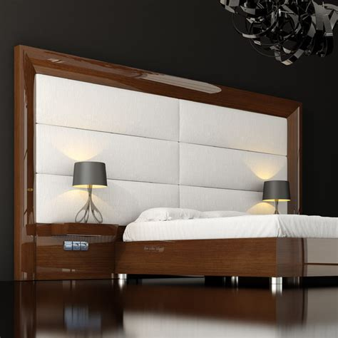 modern headboards bedroom astounding modern headboard images with