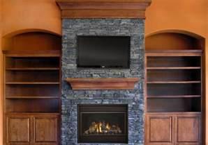fireplace shelves design design idea contemporary rustic fireplace