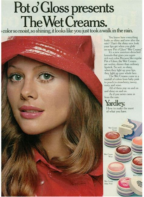 Sponsor Ad New Cosmetics Lip Shine by 1000 Images About Yardley On Mod Makeup