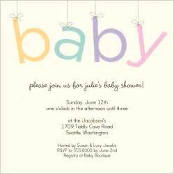 baby shower invites best baby decoration