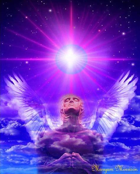 imagenes de luz universo ejercicio con la llama violeta para fundirse con el