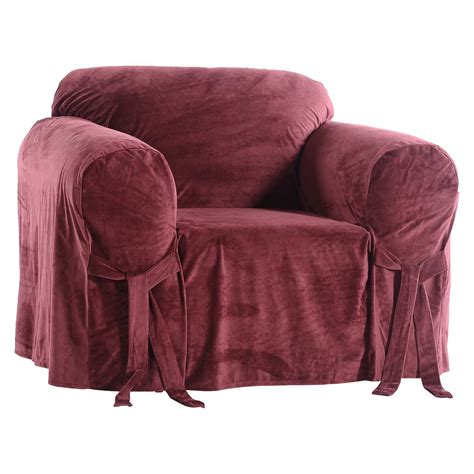 microfiber slipcover microfiber velvet slipcover chair ebay