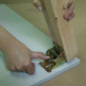 foldable table legs bracket folding leg accessory spring