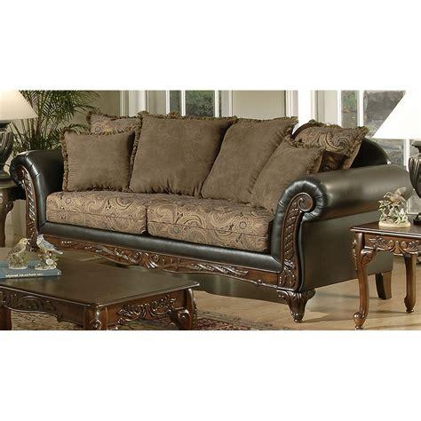san marino couch chelsea home serta ronalynn sofa san marino chocolate