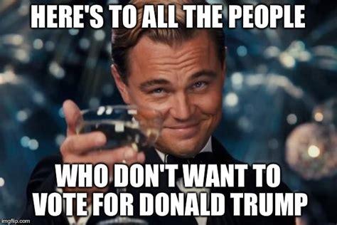 Meme Vote - leonardo dicaprio cheers meme imgflip