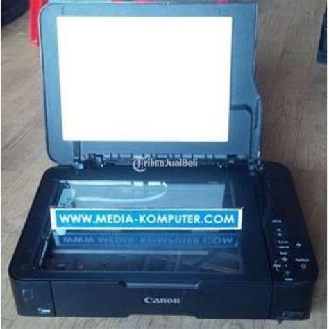 Printer A2 Murah printer murah canon pixma mp237 tanpa catridge kondisi second mulus yogyakarta dijual