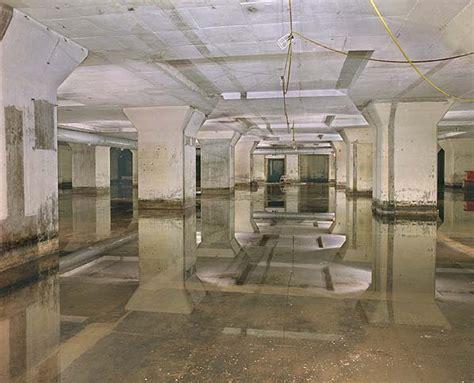 sub for basement subterranea britannica station z