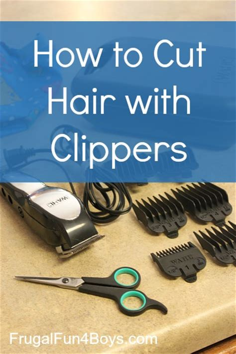 learn how to cut your own haircut how to fade taper cut how to do a boy s haircut with clippers