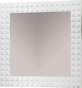 Modern Bathroom Mirror Frames 31 Quot 1 2 Framed Mirror White Contemporary