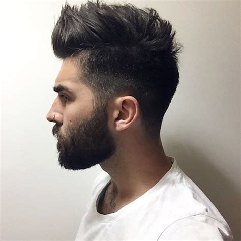 great hairstyle with goatee 22 cool beards and hairstyles for men