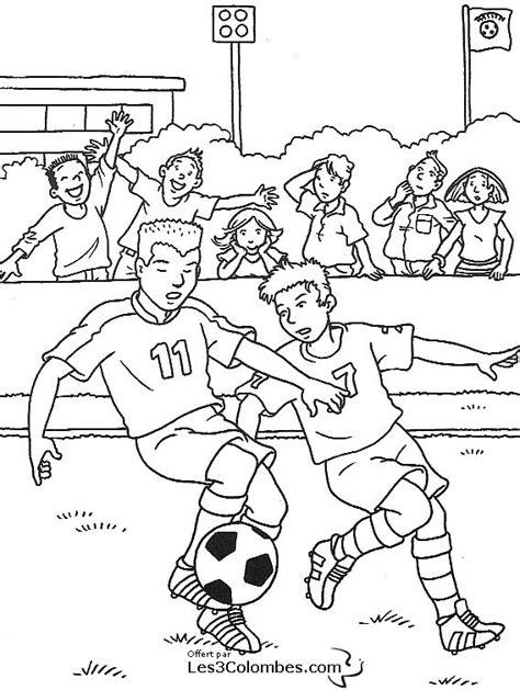 coloriage foot 09 coloriage en ligne gratuit pour enfant